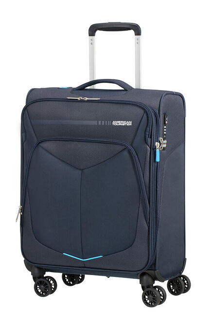 Summerfunk Ekspanderbar kuffert med 4 hjul 55cm
