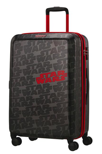 Funlight Disney Kuffert med 4 hjul 67cm