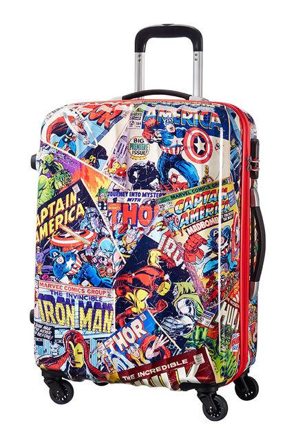 Marvel Legends Kuffert med 4 hjul M
