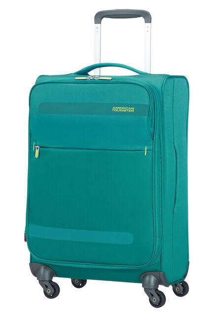 Herolite Ekspanderbar kuffert med 4 hjul 55cm