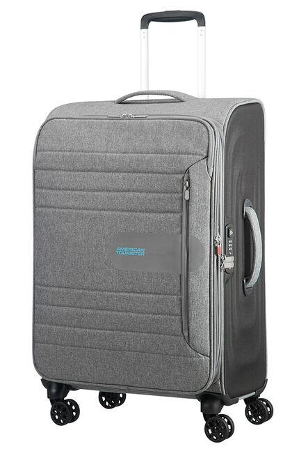 Sonicsurfer Kuffert med 4 hjul 68cm
