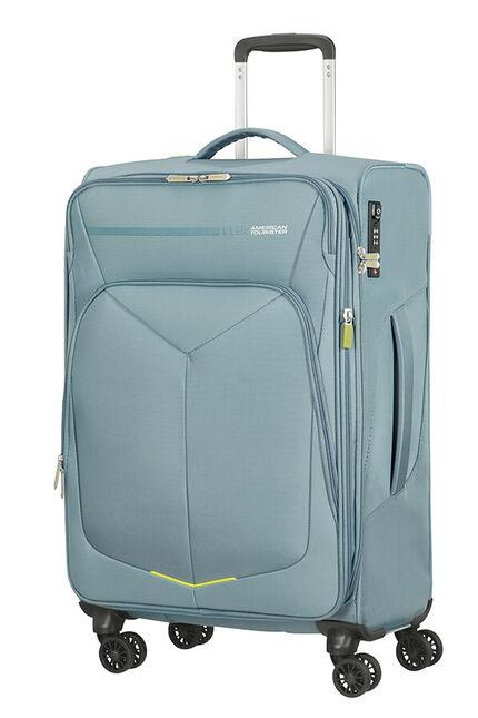 Summerfunk Ekspanderbar kuffert med 4 hjul 67cm
