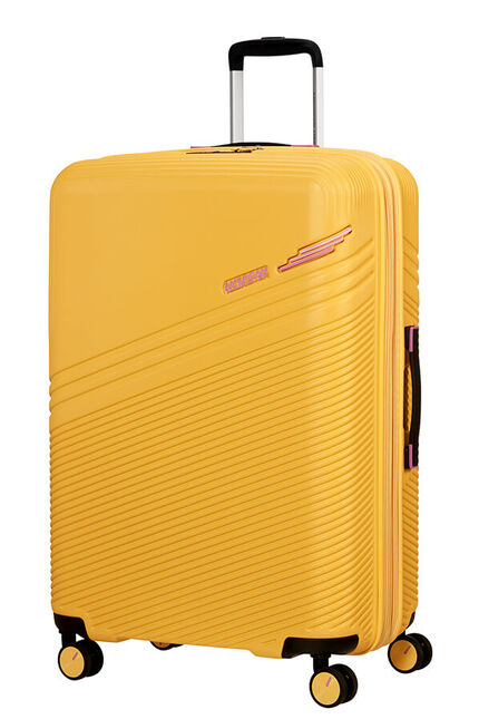 Triple Trace Ekspanderbar kuffert med 4 hjul 76cm