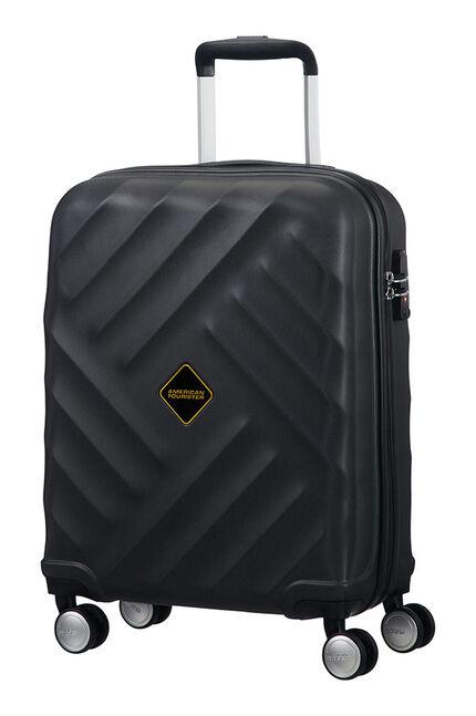 Crystal Glow Kuffert med 4 hjul 55cm