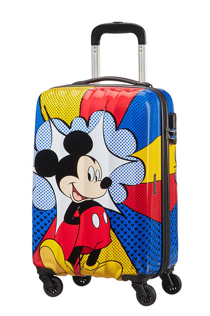 Disney Legends Kuffert med 4 hjul 55cm