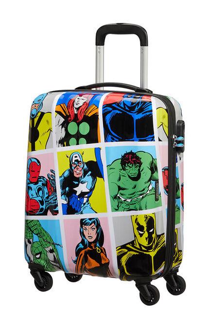 Marvel Legends Kuffert med 4 hjul 55cm (20cm)
