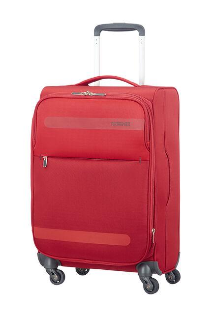 Herolite Kuffert med 4 hjul 55cm