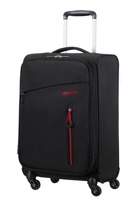 Litewing Ekspanderbar kuffert med 4 hjul 55cm