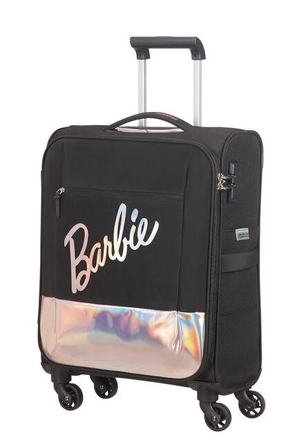 Modern Glow Barbie Kuffert med 4 hjul 55cm