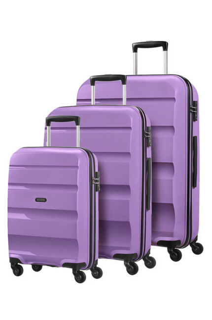 Bon Air Set: Spinner 55cm, Spinner 66cm & Spinner 75cm  Lilac