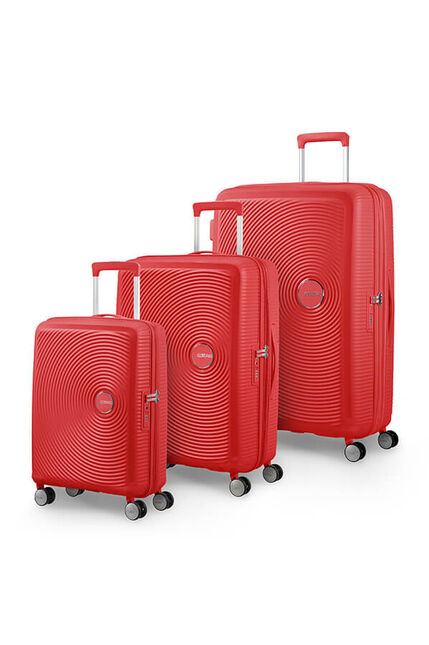 Soundbox 3 PC Set A  Coral Red