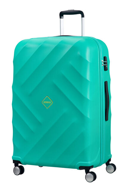 Crystal Glow Kuffert med 4 hjul 76cm