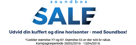 Soundbox Sale
