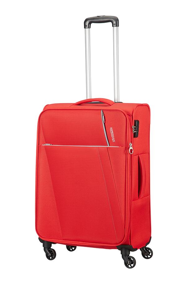 kuffert med 4 hjul